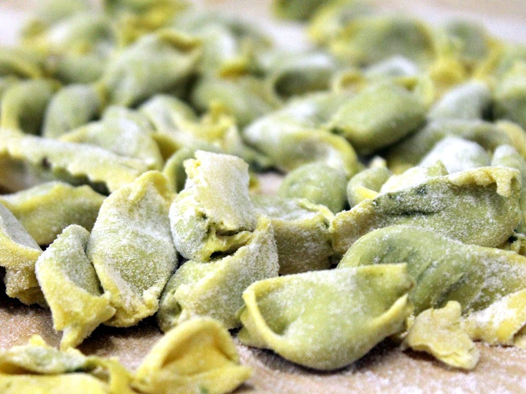 Ravioli, a Speciality in Ligurian Cooking