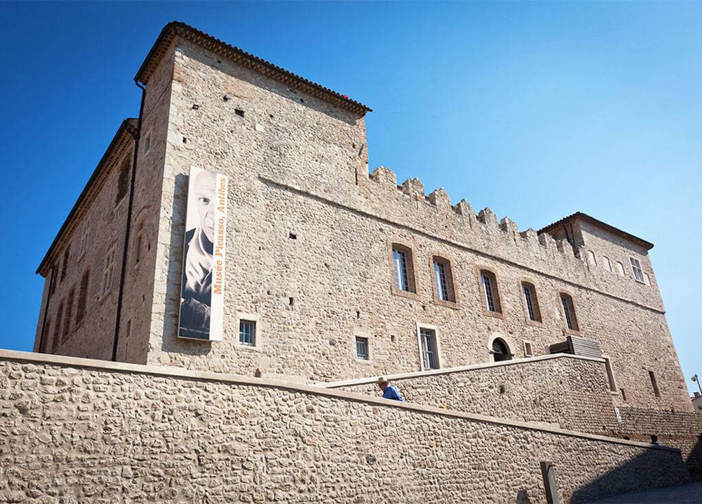 Picasso-Museum in Antibes